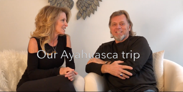 Interview with Kelly Childs aboutAyahuasca